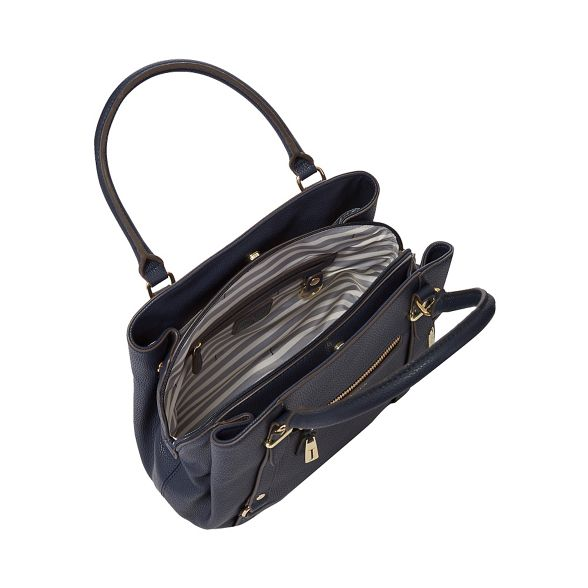 by grained Navy bag Conran grab J Jasper faqw7gg