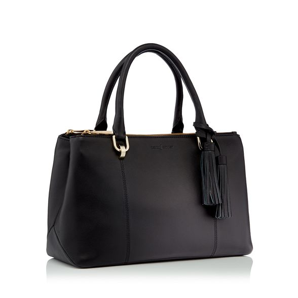 Jasper J Conran bag leather tote by Black 155HcgwAq