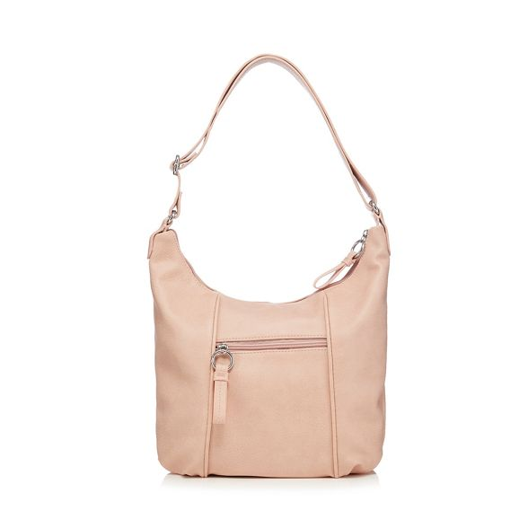 Light Collection bag scoop faux leather pink The A5qzZdnwxA