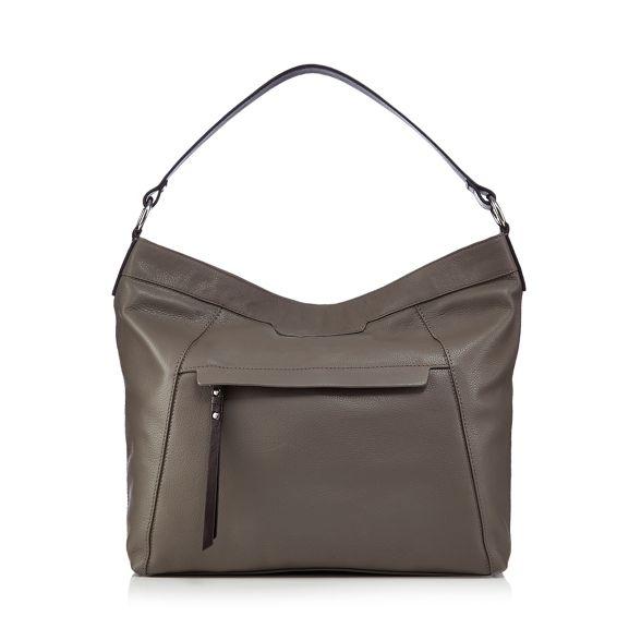 leather hobo Eighth bag Grey The qw78SAAO