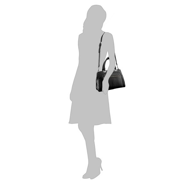 Black The leather tote Eighth The Eighth tRqxw47tg