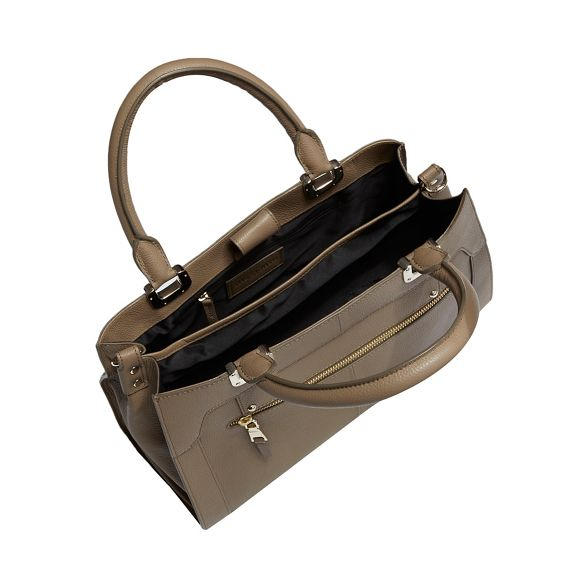 The Taupe Eighth tote leather The Eighth The tote Eighth leather Taupe aqxEw4xX