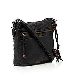 Mantaray - Black crossbody bag