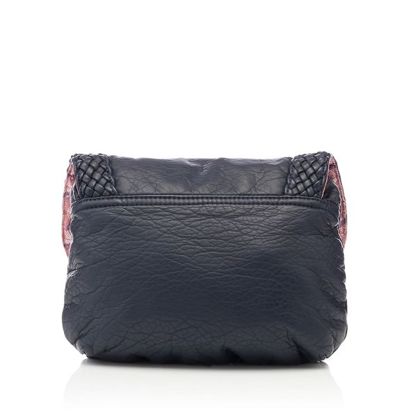body bag cross Mantaray Navy woven OnwqSRY