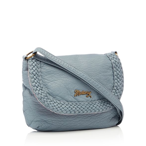 woven Blue bag body Mantaray cross TwXqf5wxC