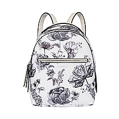 Fiorelli - White Anouk small backpack