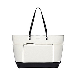 Fiorelli - White 247 bucket bucket tote bag