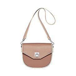Fiorelli - Taupe Fae saddle bag