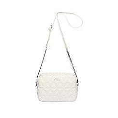 Fiorelli - White Lola chain shoulder bag