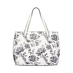 Fiorelli - Off white Hampton large grab bag