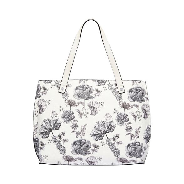 Fiorelli bag grab large Hampton Off white 4Srz4v