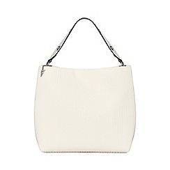 Fiorelli - White Stretch cinched bag