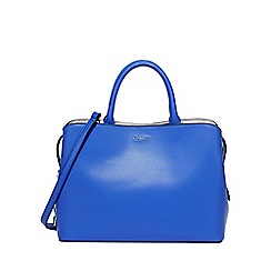 Fiorelli - Bright blue Bethnal triple compartment bag