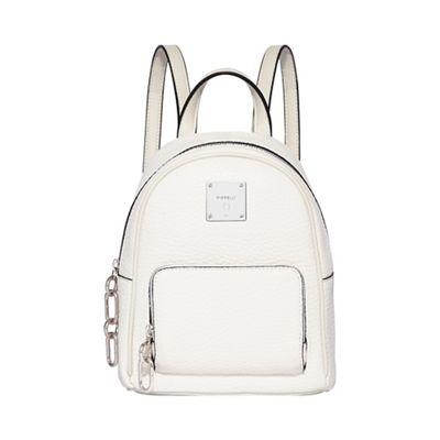 Fiorelli White  Bono  mini backpack