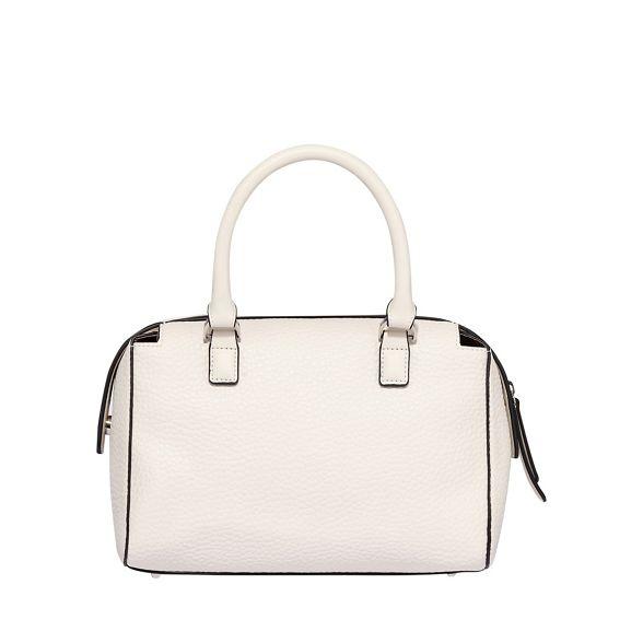 White bowler mini 'Downtown' bag Fiorelli OdqS7O