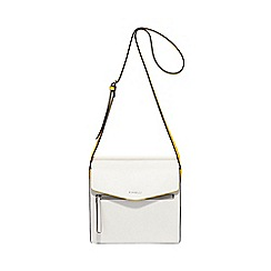 Fiorelli - White 'Mia' large crossbody bag