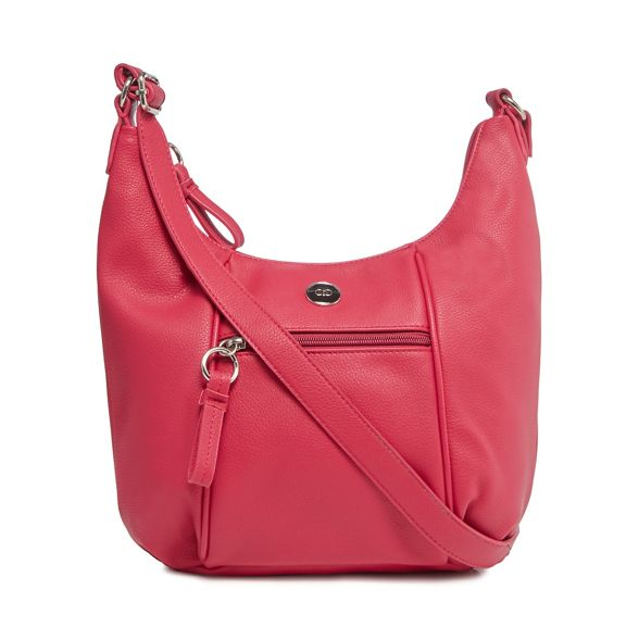 The shoulder zip bag detail Collection Pink qwPU7qBp