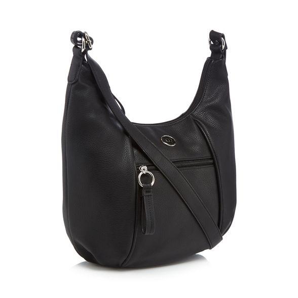bag zip Black Collection The detail shoulder XqZPT8w