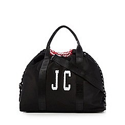 Juicy by Juicy Couture - Black tara drawstring holdall