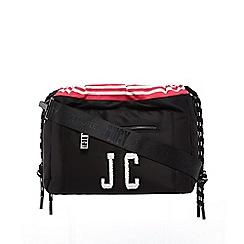 Juicy Couture - Black tara slouchy crossbody bag