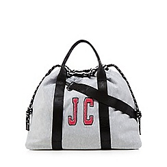 Juicy by Juicy Couture - Grey tara drawstring holdall