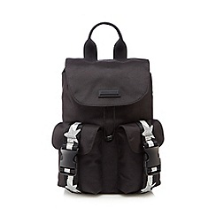 KENDALL + KYLIE - Black 'Ashley' backpack