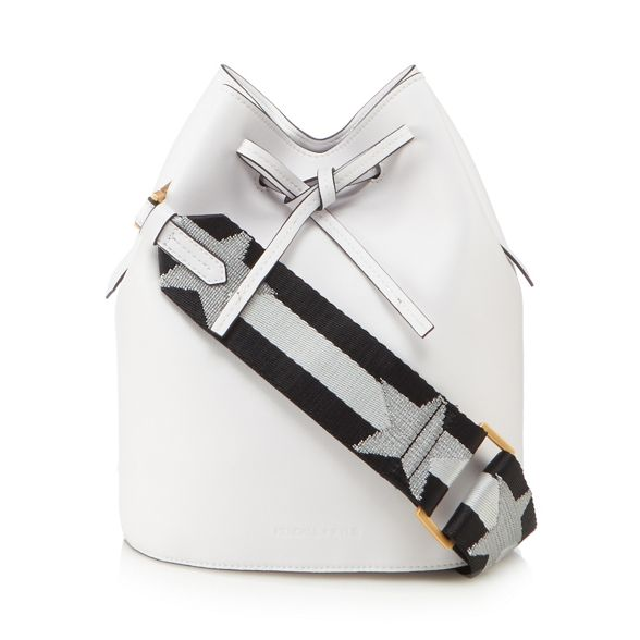 mini bucket 'Ladie' KYLIE bag White KENDALL wg6t7qfqO