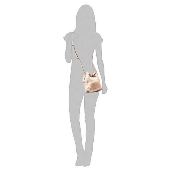 bucket Light satin KENDALL bag 'Ladie' pink KYLIE micro yYttqg5w