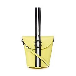 KENDALL + KYLIE - Lime 'Vivian' cross body bag