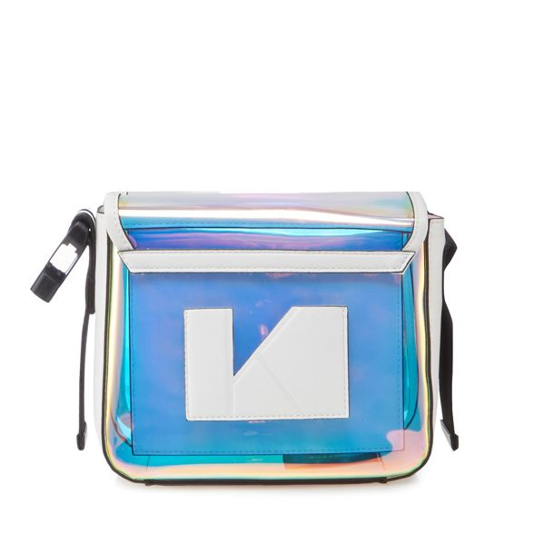 'Hilary' Multicoloured cross body iridescent KENDALL bag KYLIE f1EP88