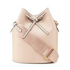 KENDALL + KYLIE - Pink 'Ladie' mini bucket bag
