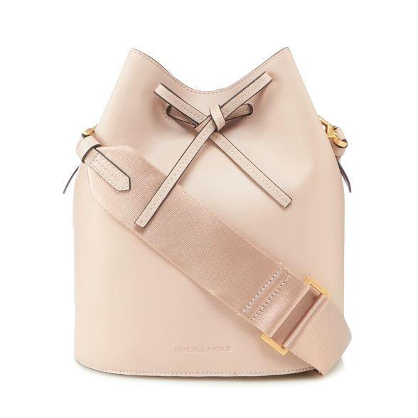 KYLIE bag KENDALL Pink 'Ladie' bucket mini zddS7w