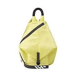 KENDALL + KYLIE - Lime 'Koenji' backpack