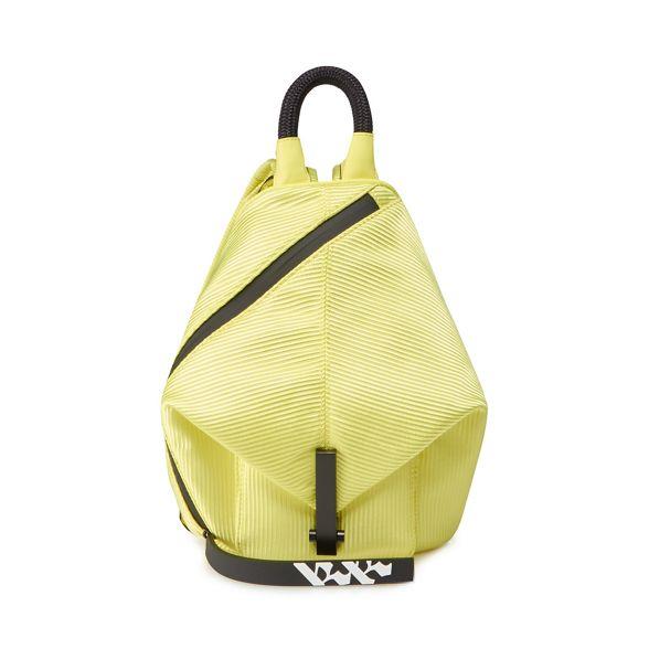 'Koenji' KENDALL KYLIE Lime Lime 'Koenji' backpack KENDALL KENDALL backpack KYLIE KYLIE Lime SBw6qv