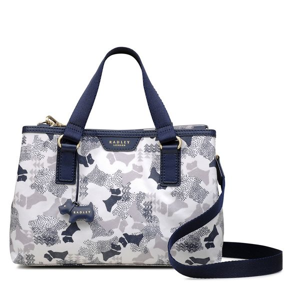 bag medium Radley grab Dog' 'Data Ivory multiway xaxHqYBP