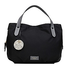 Radley - Black 'Petersham' medium grab bag