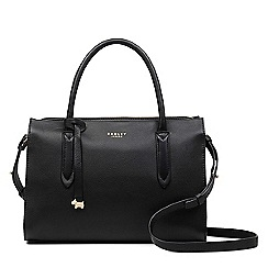 Radley - Black leather 'Arlington Court' multiway bag