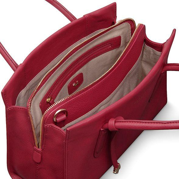 'Hello Radley Silver Sunshine' leather drawstring bag crossbody small Eq4S4nd
