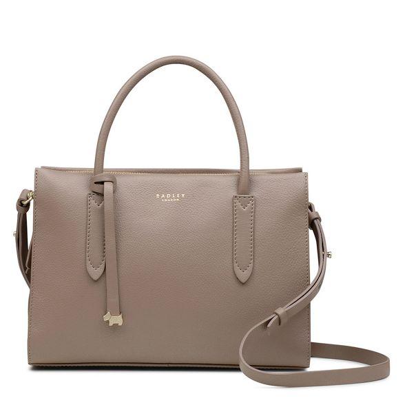 grab medium Taupe Radley leather multiway Court' 'Arlington bag nx8YIwIqvS