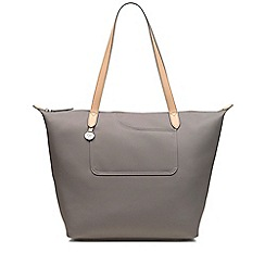 Radley - Taupe 'Pocket Essentials' large tote bag