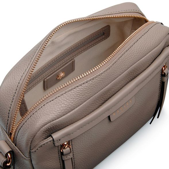 bag Zip' crossbody Taupe medium 'Penhurst Radley leather OpqnS