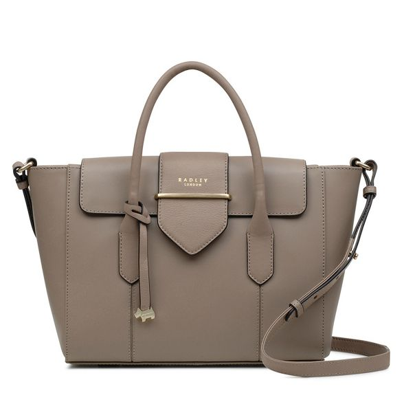 multiway Street  Radley grab leather  Palace medium bag Taupe qwPtX ... 6fd065f074683