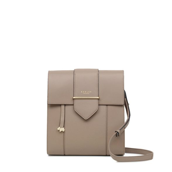 bag large cross 'Palace Taupe body Radley Street' leather AxFfwqR