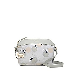 Radley - Multi-Coloured 'Lantern Oilskin' Small Zip-Top Crossbody Bag