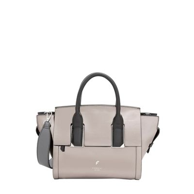 e5775c4813 Fiorelli City Grey Metallic Harlow Mini Grab Bag
