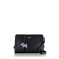 Radley - Black leather 'Liverpool Street' medium crossbody bag