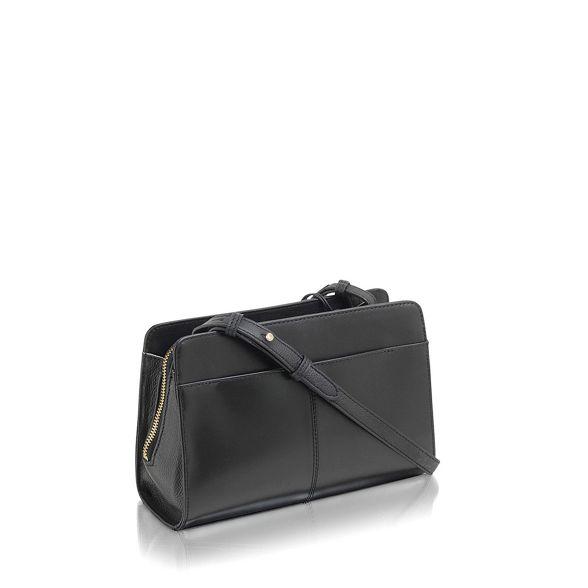 medium 'Liverpool leather Black Radley crossbody bag Street' 7IqBnwxC
