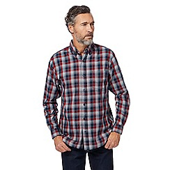 Maine New England - Big and tall multi-coloured checked shirt