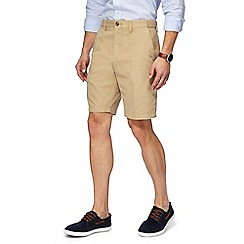 Maine New England - Cream chino shorts