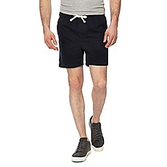 Maine New England - Big and tall navy shorts